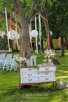 La boda en Mint de Pilar y Mathias Creamy Mac And Cheese, Ideas Hogar, Nice To Meet, Little Houses, Recipe Collection, Ladder Decor, Sweet Home, Table Decorations, Furniture