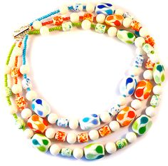 Mardi Gras Projects : Spellbound Beads UK for Beads, Threads, Findings & Kits