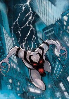 Photo of anti venom for fans of Marvel Comics 10215687 Marvel Comic Character, Comic Book Characters, Marvel Characters, Comic Books Art, Comic Art, Character Art, Venom Comics, Marvel Comics Art, Anime Comics