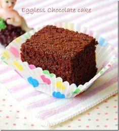 eggless-chocolate-cake-recipe by Raks anand, via Flickr