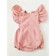 the elle sweet pink brocade sunsuit