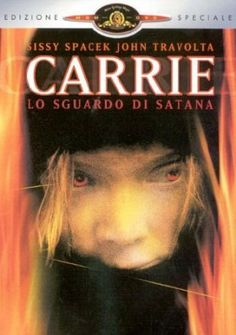 Carrie - Lo Sguardo Di Satana: Amazon.it: Sissy Spacek, John Travolta, Piper Laurie, Amy Irving, William Katt, Nancy Allen, Betty Buckley, P...