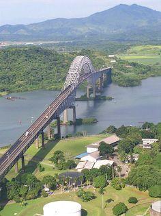 Puente de las américas - Panama City - Wikipedia, the free encyclopedia