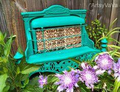 215 best Recycled Garden Art images on Pinterest | Vegetable garden ...