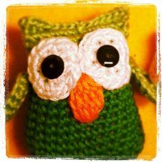 Spring owl !!!