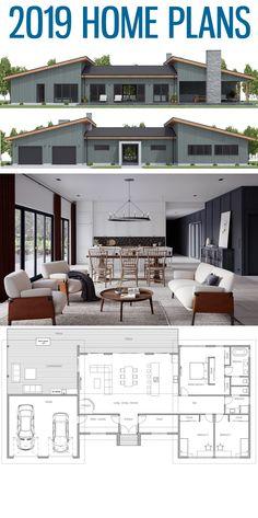30 House Plans 2019 Ideas House Plans House House Floor Plans