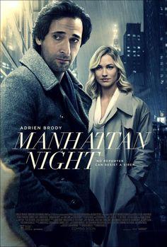 Manhattan Night Movie Poster