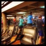 Y a foule le dimanche! #gym #sport #bike #santé #training #health #club #montreal #mtlmoments