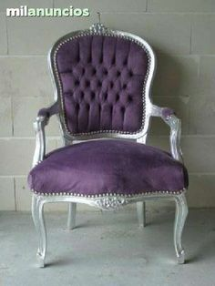 . Vendo sillones de Barroco Luis XV, disponible en diferentes colores con medidas 95 alto x 60 ancho x 55 fondo. El asiento tiene un altura de aprox 48cm que es como un sill�n auxiliar! Son de madera de Haya y tallado a mano y tienen un acabado rustico. Su