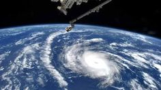 Astronaut Scott Kelly Shares Weather Photos From Space During One-Year Mission