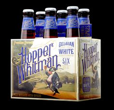 Hopper Whitman by Stranger Creative , via Behance