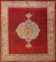 tappeto tradizionale turco in lana (fatto a mano: annodato a mano) 141.111.658.789 Bersanetti giovanni