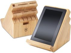 Victorinox Ipad Holder Knife Block