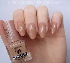 Golden Rose Ice Color 107