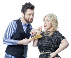Attenti al cibo - Katia e Angelo  http://www.sapere.it/sapere/deasapere/programmitv/attenti-al-cibo.html