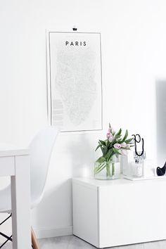 Kuva: We Heart It #interior #paris #diptyque #myguideto