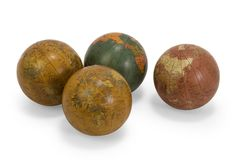 Little balls of planet...