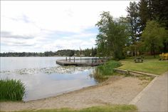 Kitsap Lake Park,Washington