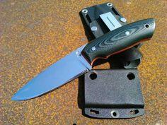 Korzov's knife...