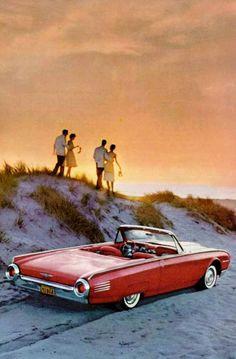 Ford Thunderbird 1961.