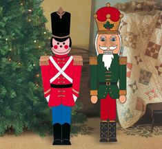 Free Wooden Yard Decorations Patterns