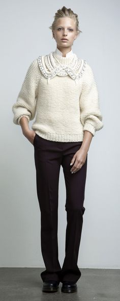 COUTE QUE COUTE: ANNE SOFIE MADSEN »SEDNA« AUTUMN/WINTER 2012/13 WOMEN'S COLLECTION LOOKBOOK