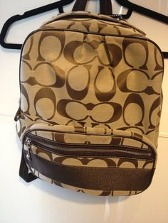 Coach Office Bagscoach Backpackmobile