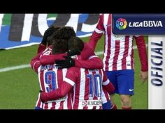 La Liga 2013-14. Match 14. Resumen de Atlético de Madrid (7-0) Getafe CF - HD