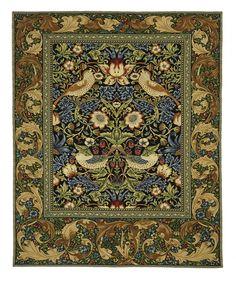 William Morris Rugs Reproductions Shehaderway Pinterest Albert Museum And Ping