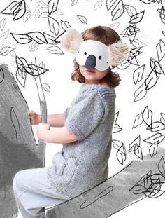 ¡Disfraz de Koala! Para saber como hacer este disfraz haz click en la imagen.