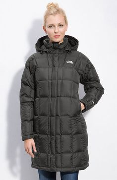 The North Face 'Metropolis' Parka by nordstrom Winter Coats Women, Coats For Women, Winter Jackets, Clothes For Women, Winter Gear, Classy And Fabulous, Mantel, Fall Outfits, The North Face