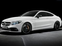 2017 Mercedes-Benz C63 AMG Coupe