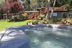 House in Sebastopol, United States. Welcome to the Wine Country Escape - The Premier spot for families, friends and Offsites . With gorgeous views, this wooded, hillside estate has it all. Uniquely surrounded by nature but only minutes to the best wineries and restaurants in the are... - Get $25 credit with Airbnb if you sign up with this link http://www.airbnb.com/c/groberts22