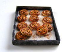 swirl pastries