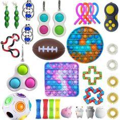 Fidget Toys Anti Stress Set - JY SET-18 / United States