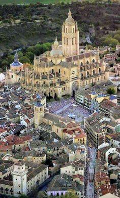 Segóvia, Spain