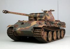 Panther Ausf. G Late Production by Chris Wauchop (Tamiya 1/35)