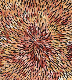 Bush Flowers, Doreen Nungala 2014