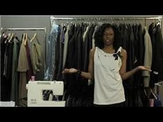 DIY Fashion Tips : How to Turn a Plain White T-Shirt Into a Creative Shirt for a Teen Girl     Happy Sharing. PIN, Repin