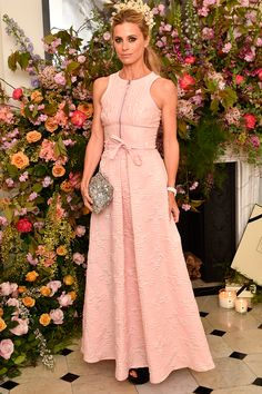 Laura Bailey at the Jo Malone Blossom Ball - Best Dressed Celebrities This Week: 20 April | Harper's Bazaar