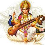 Sarasvathi Devi Ya Kundendu Sloka And Meaning