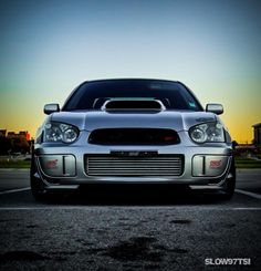The one and only, the legendary - Subaru WRX STI