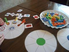 Логопедические игры своими руками для средней группы
