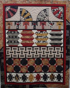 All sizes | Japanese whole quilt | Flickr - Photo Sharing!