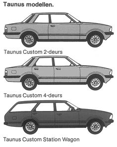 Ford Taunus 17M Courier wagon