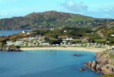 Glenbeg Caravan and Camping Park, Caherdaniel - GoKerry Life Touch, Campsite, Caravan, Destiny, Attraction, Ireland, Trips, Places To Visit, Park