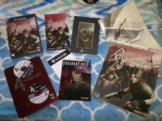 Resident Evil 4 Nintendo GameCube Gamestop Exclusive Complete w/ Strategy Guide!: $50.00 End Date: Sunday Apr-15-2018 15:23:24 PDT Buy It…