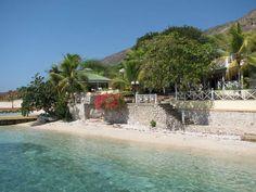 L'île de la Gonâve a été le dernier refuge des amérindiens taïnos en Haïti.