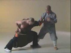 Shaolin basic kung fu 3: drills, stretching, acrobatics - YouTube