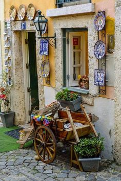 door....reminds me of Europe